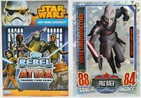 topps Star Wars Rebel Attax  Limitierte Auflage Der Inquisitor Neu