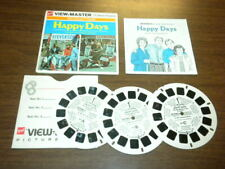 HAPPY DAYS ABC TV (B586) Viewmaster 3 reels PACKET SET
