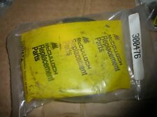 NOS mcculloch chainsaw pawl spring 2 pcs 214102 oem b605