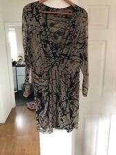 BY MALENE BIRGER Silk DRESS DK 38 UK 12