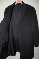 John W Nordstrom Colombo Cashmere Top Coat Size 44 Short