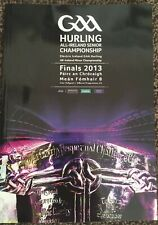 2013 GAA All-Ireland Hurling Final CLARE v CORK Programme