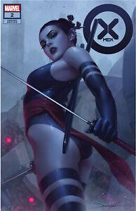 X-Men #2 Marvel 2021 Jeehyung Lee Psylocke Variant Trade
