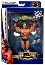 WWE Mattel Elite HOF HALL OF FAME ULTIMATE WARRIOR new USA exclusive