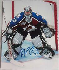 Patrick Roy #33 Colorado Avalanche Legend 8x10 Photo Signed Autograph Reprint