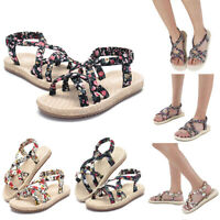 Summer Toddler Baby Kids Girl Princess Sandals Bowknot Floral Casual Beach Shoes