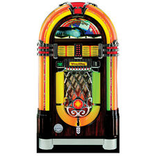 WURLITZER JUKEBOX CARDBOARD CUTOUT Standee Standup Poster Big Band Era Juke F/S