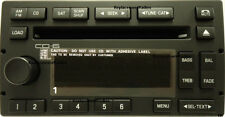 Crown Vic Grand Marquis CD6 satellite ready radio. New OEM factory CD stereo