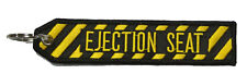 Ejection Seat Key Ring Luggage Tag