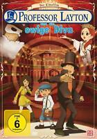 Professor Layton und die ewige Diva - Der Film [DVD/NEU/OVP] Animations-Abenteue