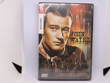 John Wayne Collection: McClintock, Angel and The Badman, Winds of the Wasteland,