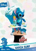 Figura Diorama Lilo & Stitch 15cm Original DISNEY Beast Kingdom D-Seleccionar