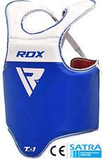 RDX Protección De Cuerpo Pecho Vientre Boxeo Muay tailandés Karate SP