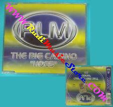"CD Singolo PLM The Big Casino""Hoes"" NSCD 247 SIGILLATO no mc lp vhs dvd(S28)"