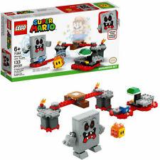 LEGO 71364 Super Mario Whomp's Lava Trouble Expansion Set Age 6+ 133pcs