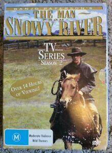 The Man from Snowy River TV Series Season 2 DVD New Region Code 4 Australia