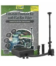 Tetra Pond Fountain & Flat Box Kit