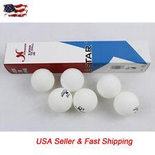 6 x XUSHAOFA 3 Star New Poly 40+ Table Tennis Pingpong Balls ITTF Seamless