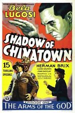 Shadow of Chinatown [New DVD]