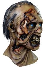 Halloween Costume WALKING DEAD W WOLF WALKER LATEX DELUXE MASK Haunted House NEW