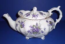 Vintage Hammersley Victorian Violets Teapot