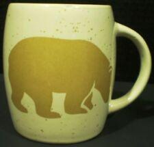 Tim Hortons Mug Bear Limited Edition 2016 Lip Chip