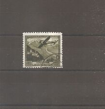 TIMBRE LIECHTENSTEIN PA N°5 OBLITERE USED GEST 1930