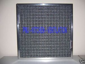 Heavy Duty Stainless Steel Mesh/Grease Filter 495x495x45mm for Kitchen Canopies