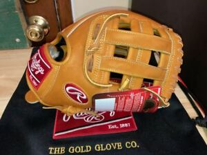 """Rawlings Heart of the Hide PRO1000HC  Horween DM Exclusive RHT NWT 12"""""""
