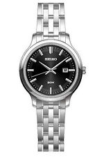 Seiko Round Adult Analog Wristwatches