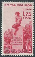 1936 REGNO ORAZIO 1,75 LIRE MNH ** - Y194