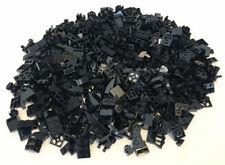 LEGO Black Bricks Mixed Bulk Lot 100s of Pieces GOOD VARIETY of Parts