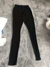 New Look Size 10 Ribbed Maternity Leggings