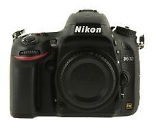 Nikon D600 24.3 MP SLR-Digitalkamera - Schwarz (Nur Gehäuse) - Wie Neu #622