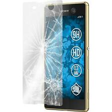 3 x Sony Xperia M5 Protection Film Tempered Glass clear