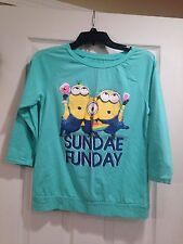 Dispicable Me 2 Top Size S In Very Good Pre-owned Condition!
