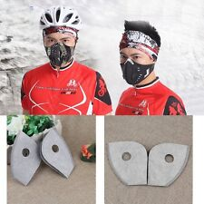 Half Face Mask City Anti Pollution Car Fumes Filter Cycling Motorbike Motorcycle