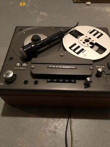 Tandberg Series 64 Reel to Reel Tape Deck    Nice  Cond.Stereo, microphone