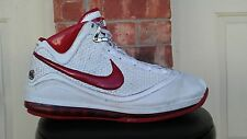 Nike Air Max Lebron 7 VII Woven Red Shoes Size 13 383578-161 1 2 3 4 5 6 8 9 -b1