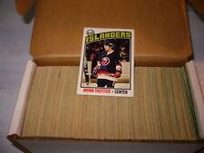 1976-77 OPC HOCKEY COMPLETE SET 396/396 CARDS ORR,DRYDEN, LAFLEUR, TROTTIER RC