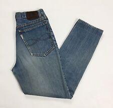 Americanino jeans w28 tg 42 donna carrot boyfriend blu mom hot vintage T1653