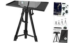 Abdtech Portable Projector Tripod Projector Stand, Adjustable Aluminum Laptop St