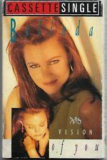 BELINDA CARLISLE VISION OF YOU CASSETTE SINGLE SOFT ROCK POP ROCK BALLAD