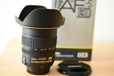 Nikon 12-24 mm F.4