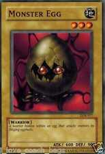 Monster Egg LOB-017 X 3 Mint YUGIOH Legend of Blue-eyes White Dragon
