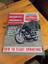 Motorcycle Mechanics/BSA G-Box/Triumph Tiger Cub/James Tips/Manx Norton/CB450
