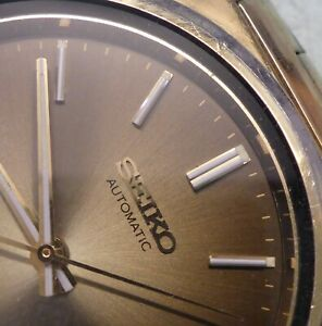 Seiko Vintage Men's Watch, 6308-8030, Automatic, 1986, All Original, Overhauled