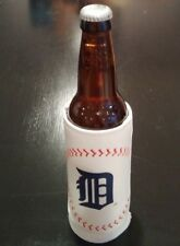 Mlb Detroit Tigers Baseball Wrap Style Bottle Huggie Koozie Koolie
