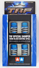 Tamiya 42102 TRF SPECIAL DAMPER (HARD BLACK COATING) 4PCS.