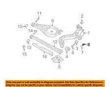 BMW OEM 00-18 X5 Front Suspension-Top Nut 33326760668